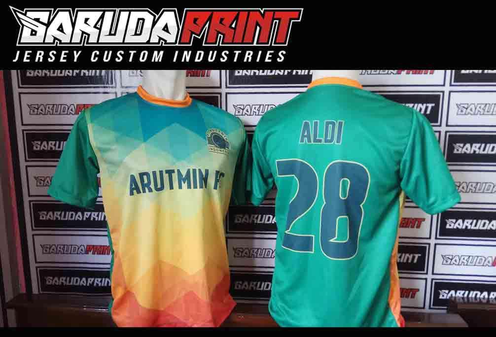 Bikin Baju Tim Futsal Terbaik printing