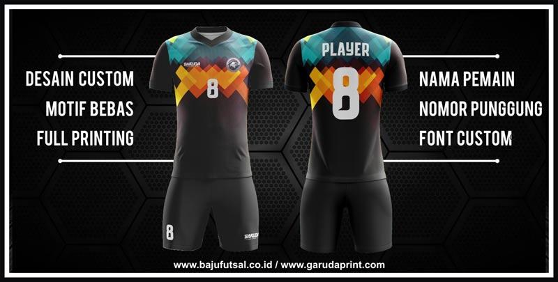 Bikin Baju Tim Futsal
