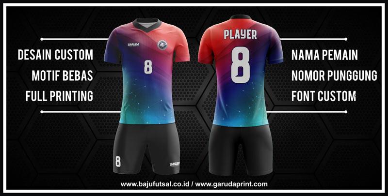 Bikin Kaos Bola Full Printing