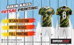 Bikin Kaos Futsal Full Print Menggunakan Mesin Digital Printing