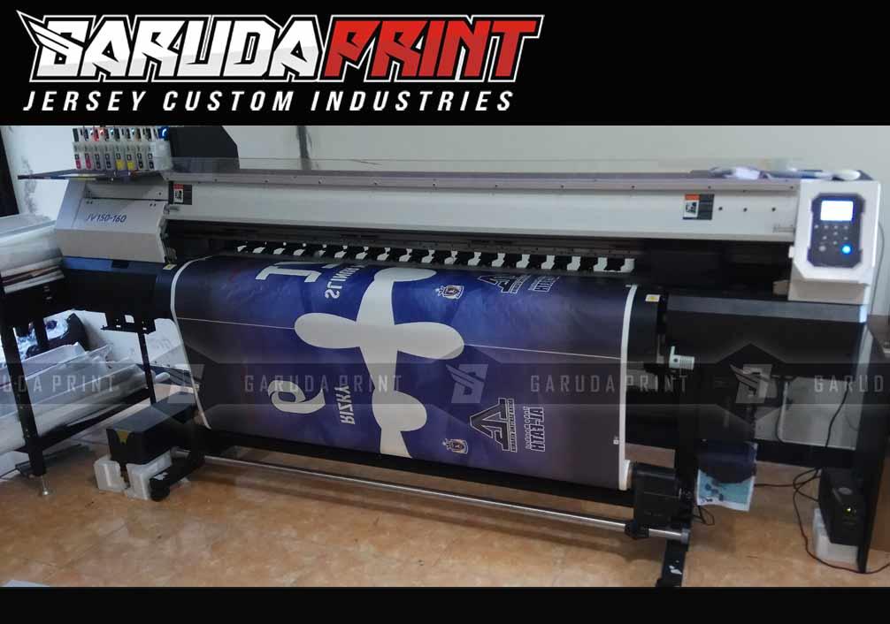 Bikin Seragam Sepak Bola printing