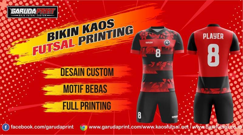 Buat Baju Futsal Full Printing Secara Online