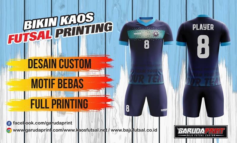 Buat Seragam Futsal Full Print