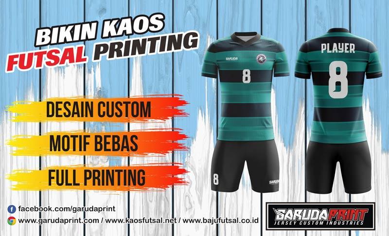 Cara Membuat Baju Futsal Online Paling Bagus