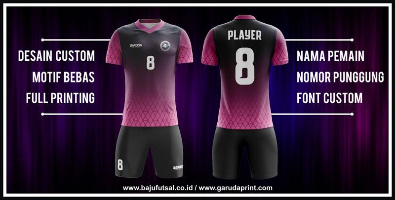 Cara Membuat Desain Kaos Team Futsal