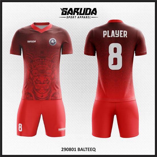 Cara Order Desain Baju Sepak Bola Terbaik 2