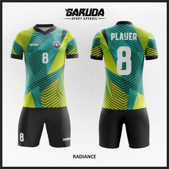 Desain Baju Team Futsal keren