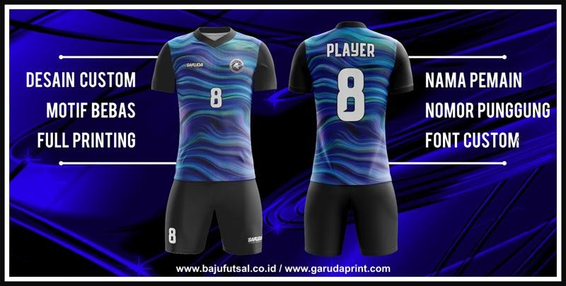 Desain Kaos Futsal printing keren