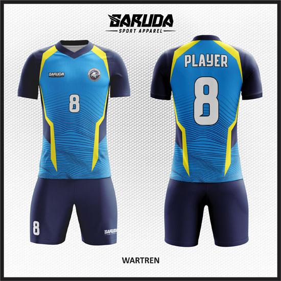 Desain baju Seragam Futsal