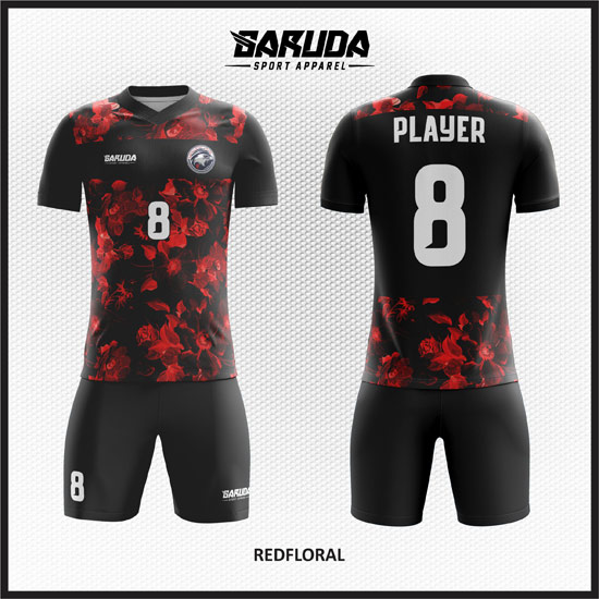 Desain baju futsal Terbaru