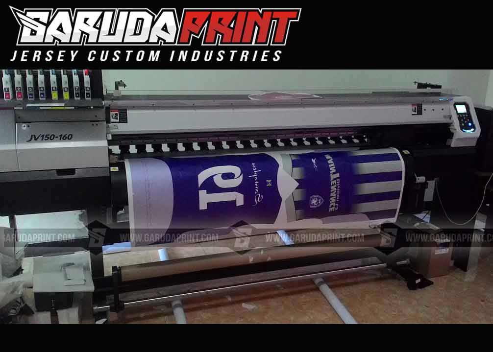 JASA Buat Baju Futsal Full Printing Secara Online