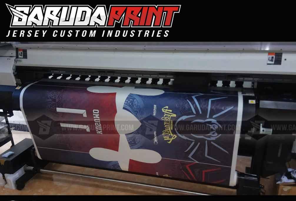 Konveksi Kostum Futsal printing terbaik