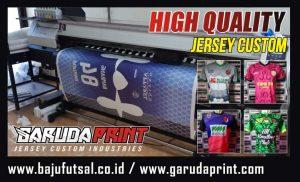 Alasan Memilih Printing Untuk Buat Baju Futsal Tim Kamu !!