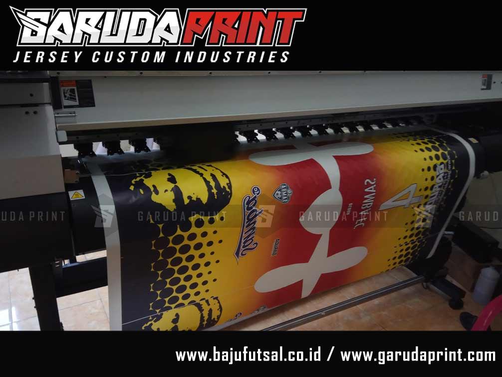 PEMBUATAN Desain Kaos Futsal Online PRINTING