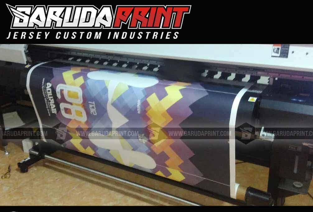 Pembuatan Desain Kaos Futsal Paling Keren Sablon Printing