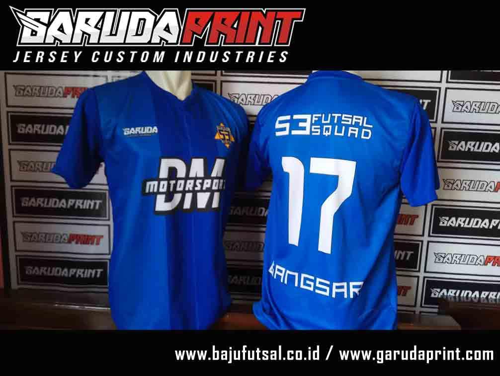 Tempat Terbaik Untuk Pesan Baju Futsal Online dan Offline