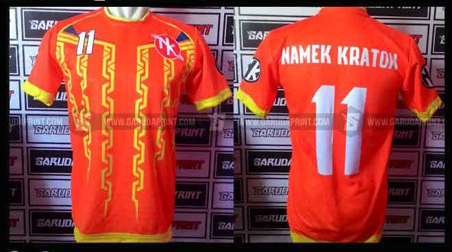 Toko Pembuatan Baju jersey Futsal Printing Terbaik