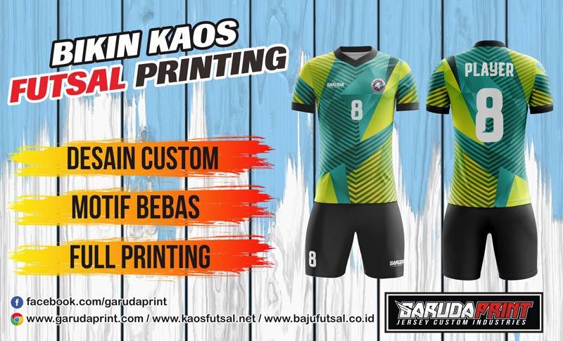Web Bikin Baju Futsal Untuk Pesan Jersey Online