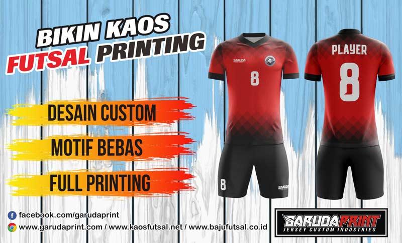 Website Tempat Bikin Kaos Futsal Murah dan Berkualitas