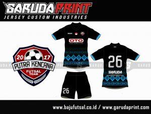 Bikin Baju Futsal Dengan Lambang Merah Putih