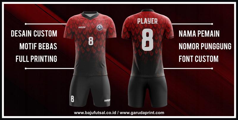 bikin Desain Baju Bola Online