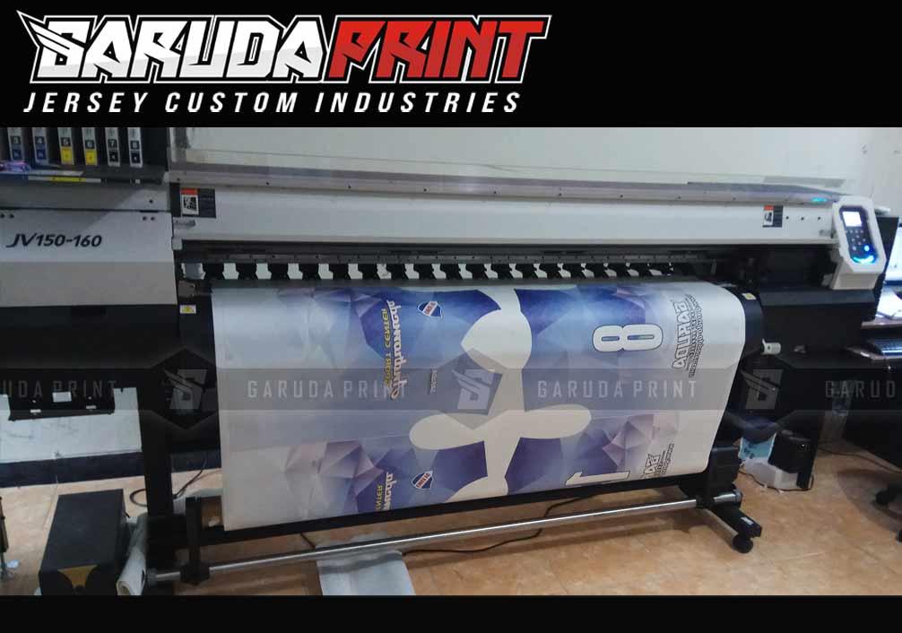 bikin baju futsal bahan dry fit printing