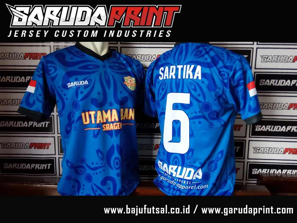 bikin baju futsal printing pakai bendera indonesia