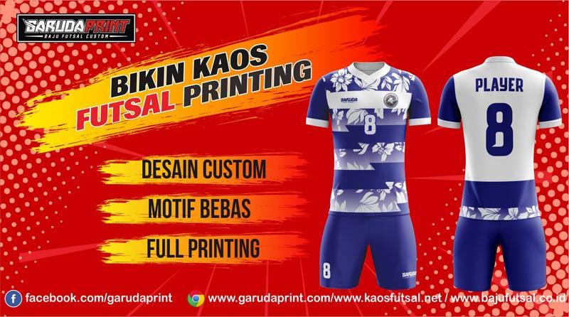 bikin kaos futsal Desain Kaos Futsal Unik yang Bagus dan Keren
