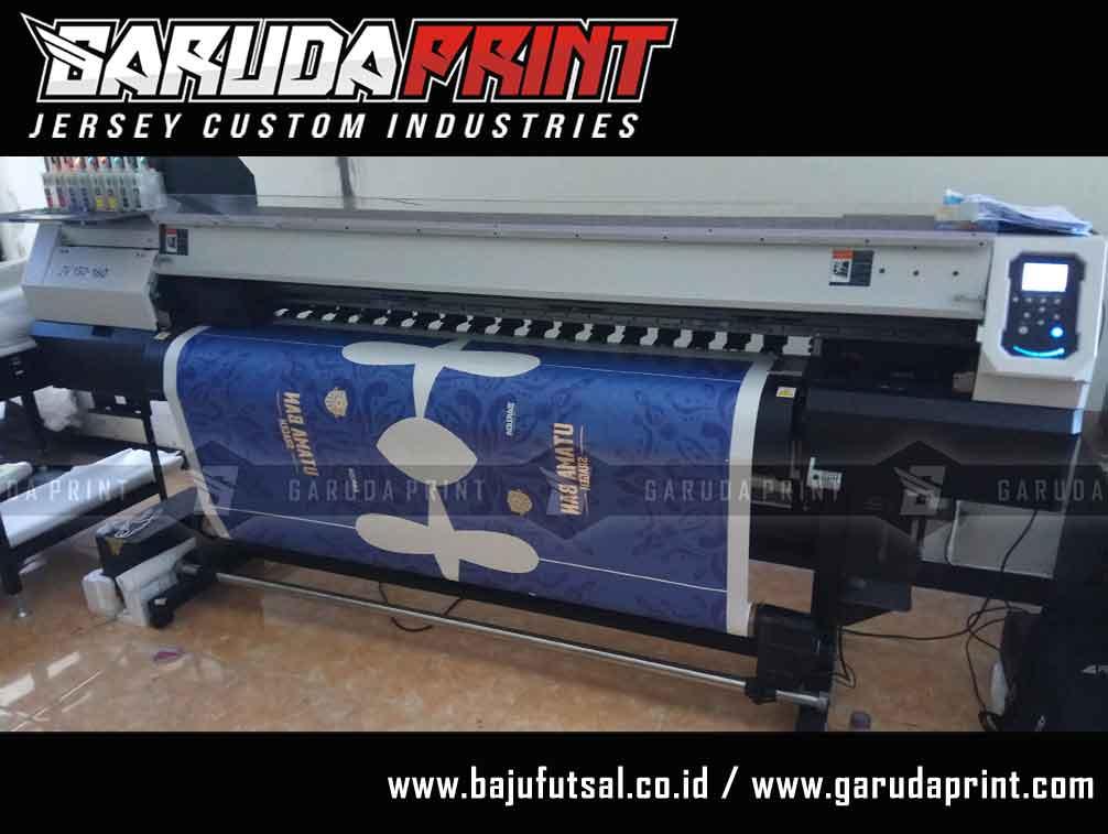 bikin kaos futsal kiper printing