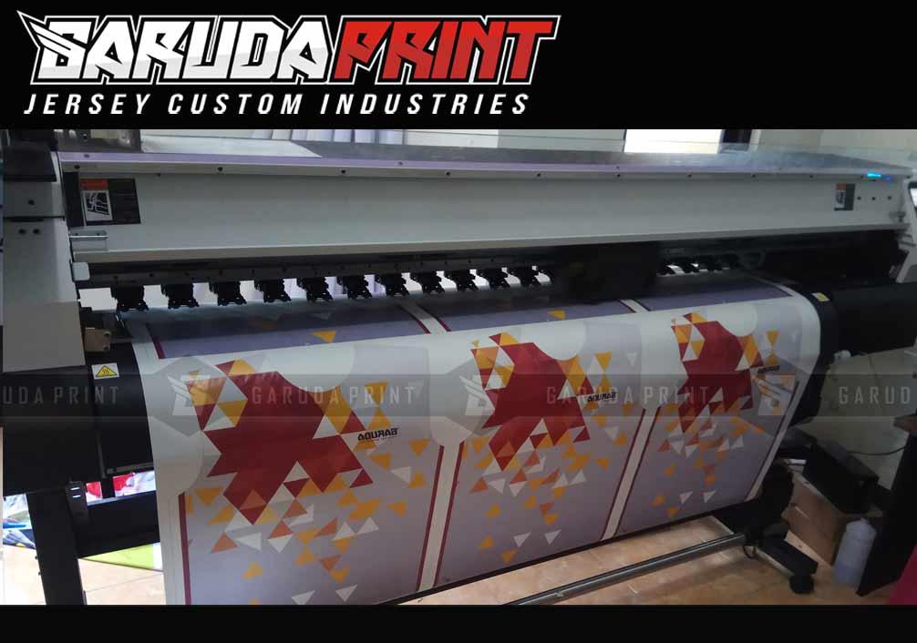 bikin kaos futsal printing online