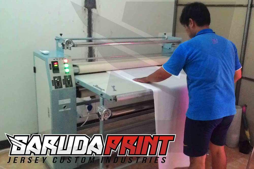 bikin seragam futsal printing