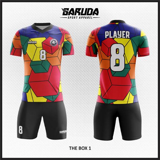 buat Desain Seragam Futsal Full Print