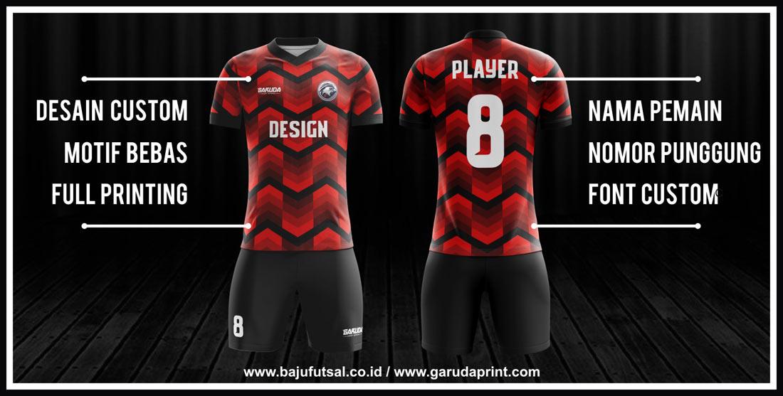 Bikin Baju Futsal Untuk Komunitas Fans Club