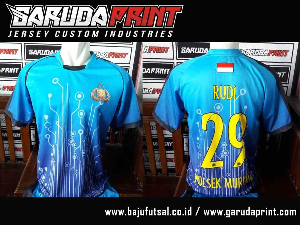 buat baju futsal printing dengan Desain Kaos Futsal Terbaru