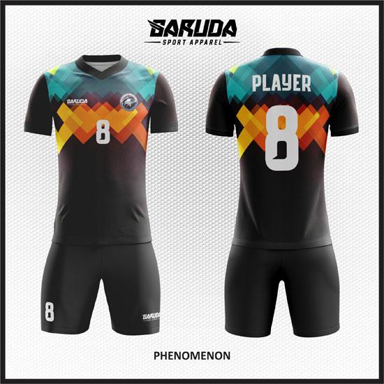 desain Baju Futsal Custom terbaik