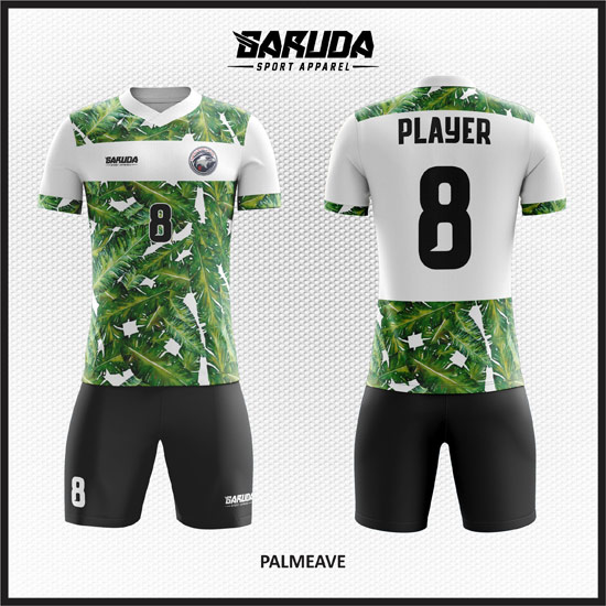 desain baju futsal depan belakang terbaik