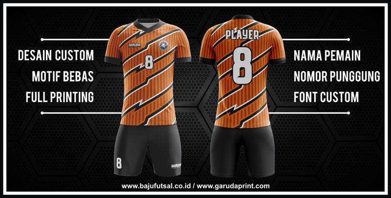 desain baju sepak bola sendiri