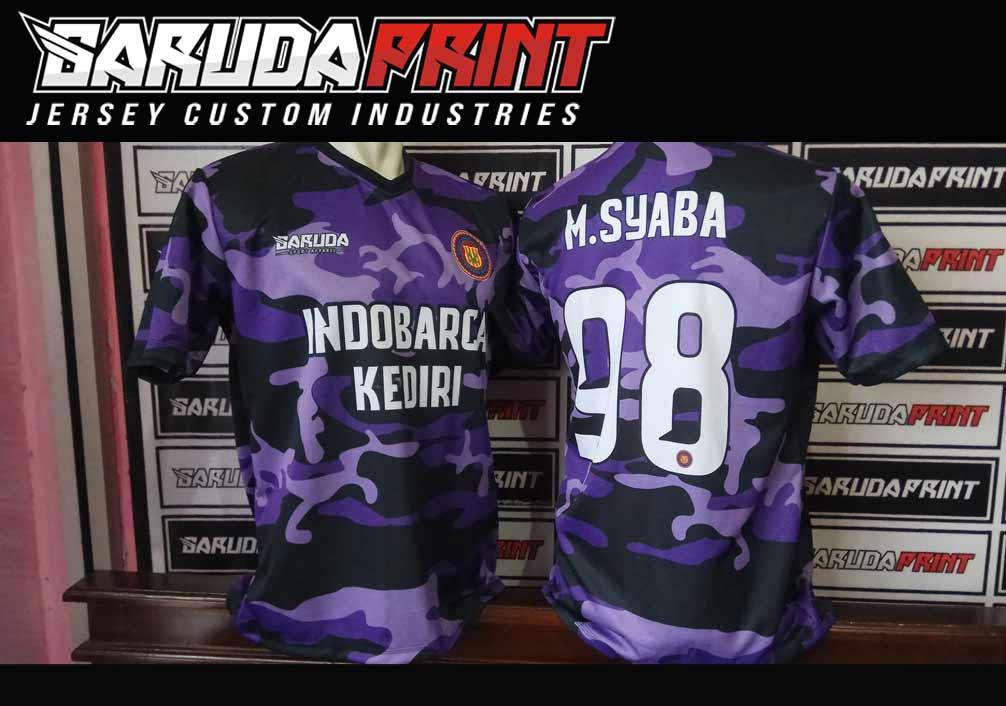 jasa Bikin Baju Sepak Bola Kualitas Printing Terbaik Di Garuda Print