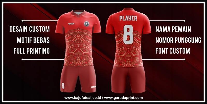 jasa Bikin Kaos Futsal Full Print desan keren