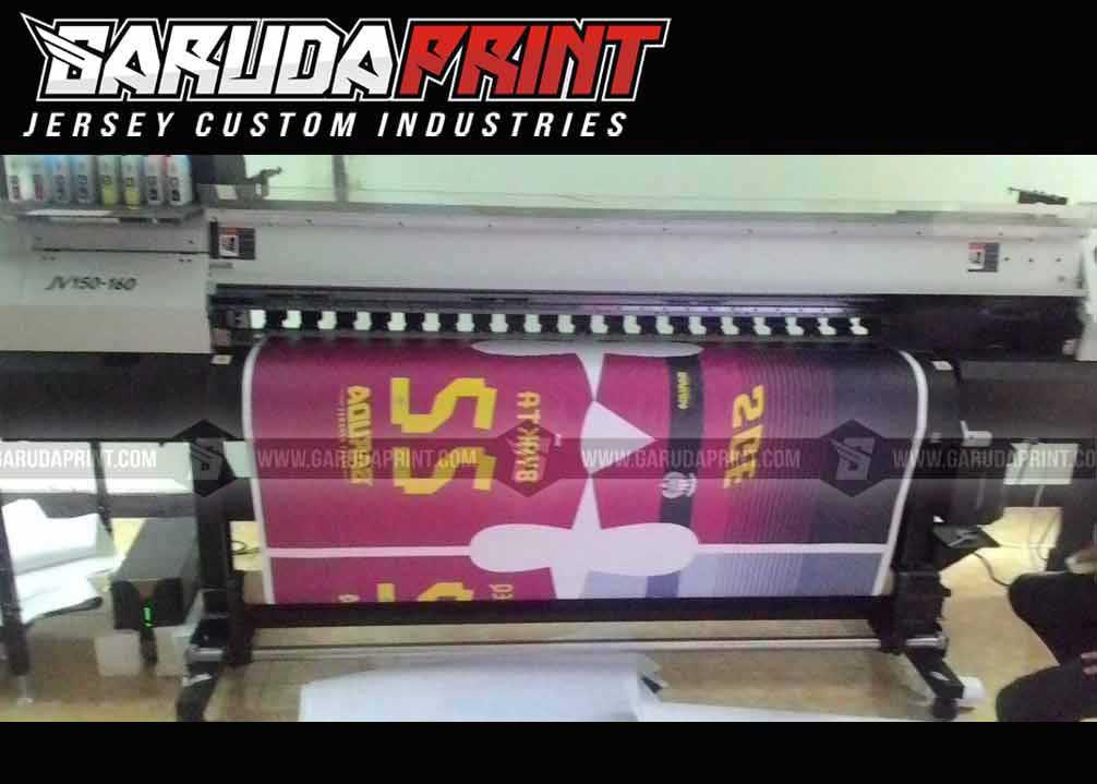jasa Bikin Kostum Futsal Murah Dengan Mesin Digital Printing