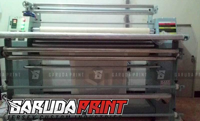 pembuatan desain kaos futsal printing transfer papper