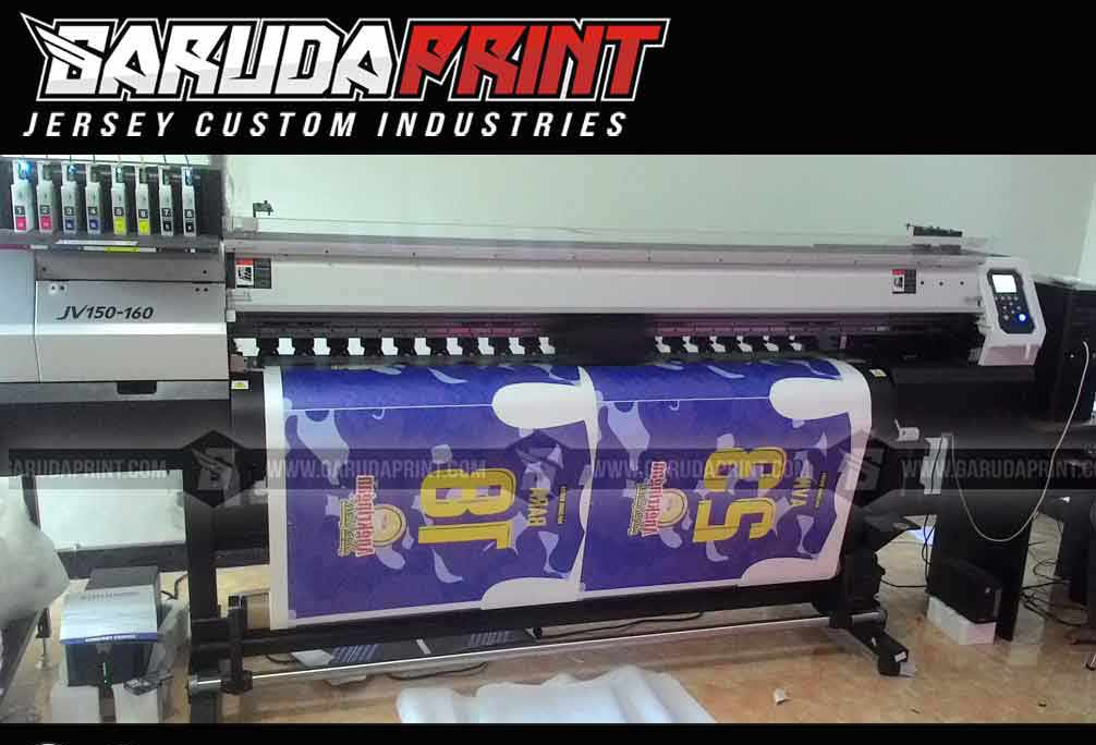 pembuatan jersey custom secara Online