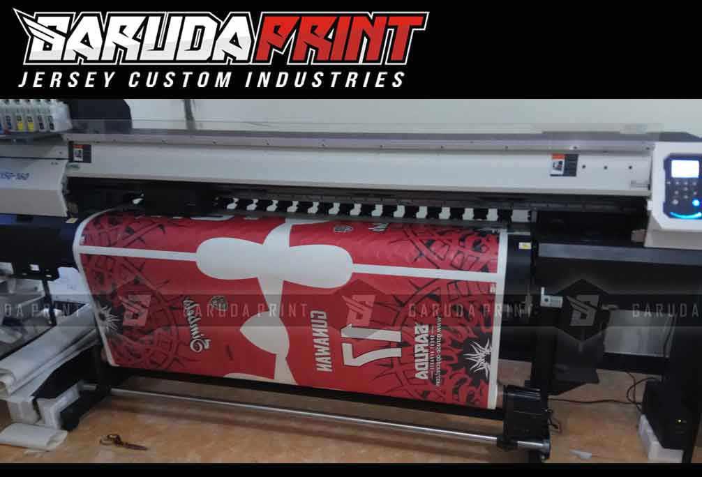 pembuatan kaos futsal printing harga murah