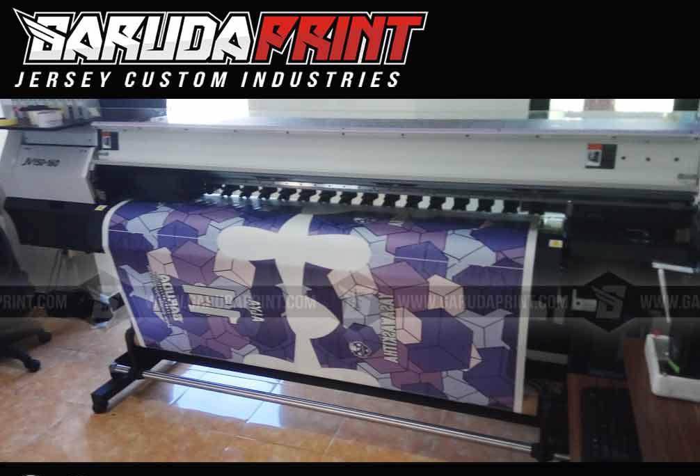 tempat bikin kaos futsal printing murah