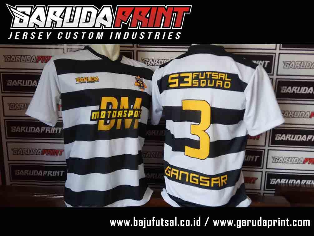 tempat buat baju futsal sendiri online printing