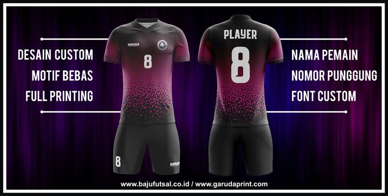 Bikin Baju Futsal Batam dengan Desain sendiri