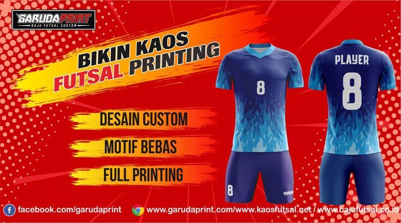 Bikin Baju Futsal Bogor dengan Desain dan Kualitas Unggul