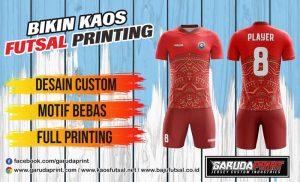 Bikin Baju Futsal Tangerang
