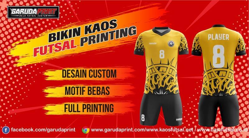 Bikin Baju Futsal di Jogja dan Cara Pemesanannya