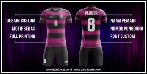 Bikin Desain Baju Futsal Online Terbaru